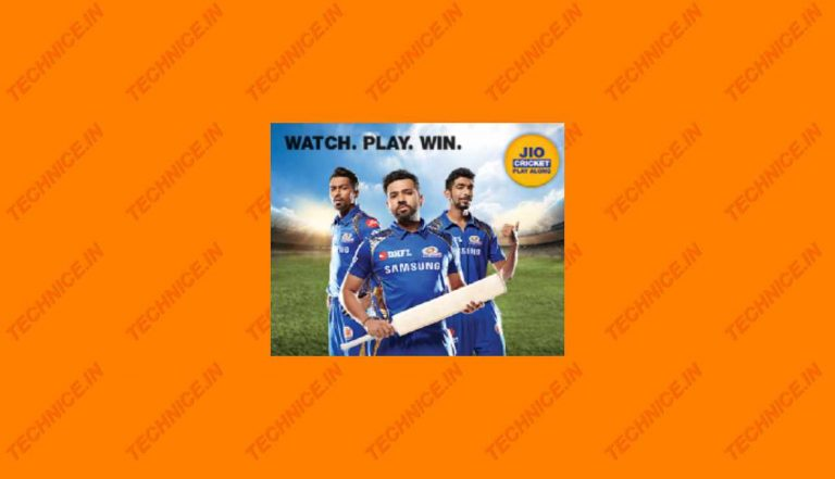 How To Play Jio Cricket Play Along Contest During IPL