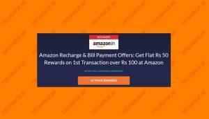 Cashkaro Amazon Recharge And Cashback Offers
