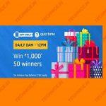 Amazon Rs 1000 Quiz Answers