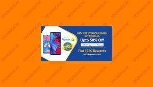 Cashkaro Flipkart Mobile Offer