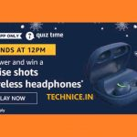 Amazon Noise Shots Wireless Headphones Quiz Answers Today Win Free Noise Shots Headphones