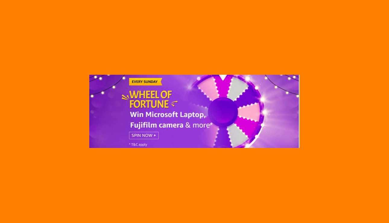 Amazon Wheel Of Fortune Answers Win Microsoft Laptop