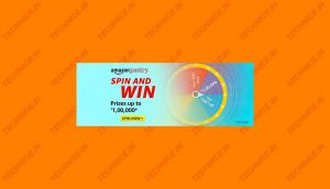 Amazon Pantry Spin And Win Answers Win Rs 100000