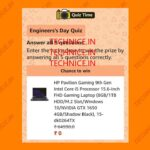 Amazon Engineers Day Quiz Answers Win HP Gaming Laptop