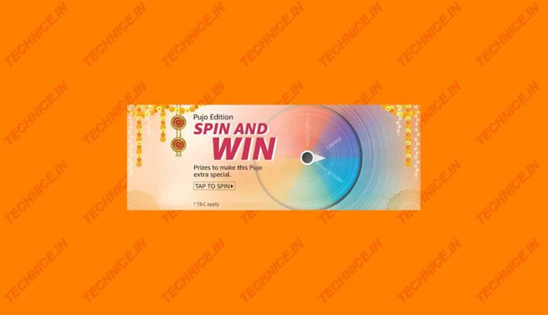 Amazon Pujo Edition Spin And Win Answers