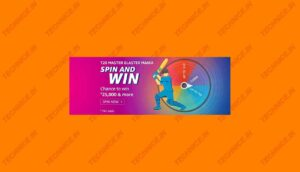 Amazon T20 Master Blaster Mania Spin And Win Quiz Answers