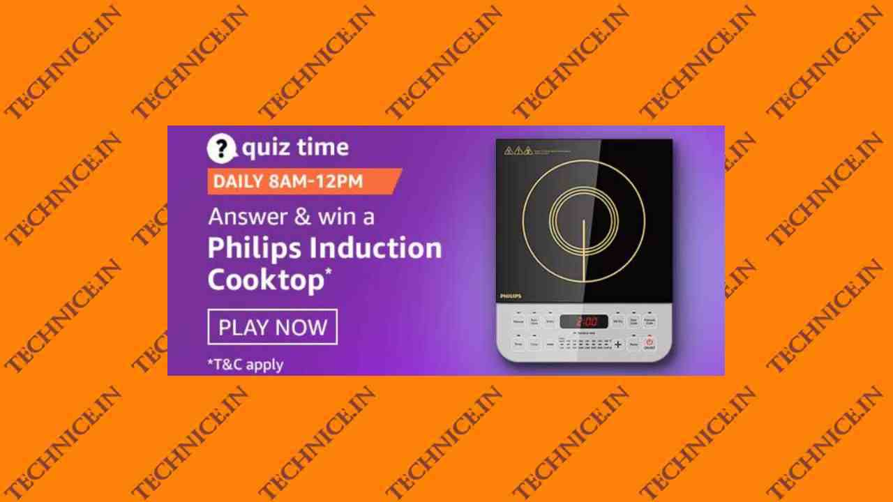 Amazon Philips Induction Cooktop Quiz Answers Get Free Philips Induction Oven