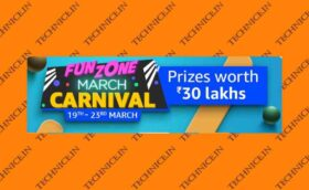 Amazon Funzone Carnival Quiz Answers Win Free Prizes From Amazon