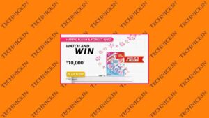 Amazon Harpic Flush Ans Forget Quiz Answers Win Rs 10000