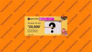 Amazon Rs 20000 Quiz Answers Win Rs 20000 Money Free