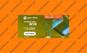 Amazon Rs 15000 Quiz Answers Get Rs 15000 Money Free Today