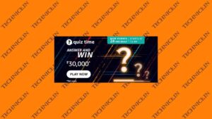 Amazon Rs 30000 Quiz Answers Get Rs 30000 Free